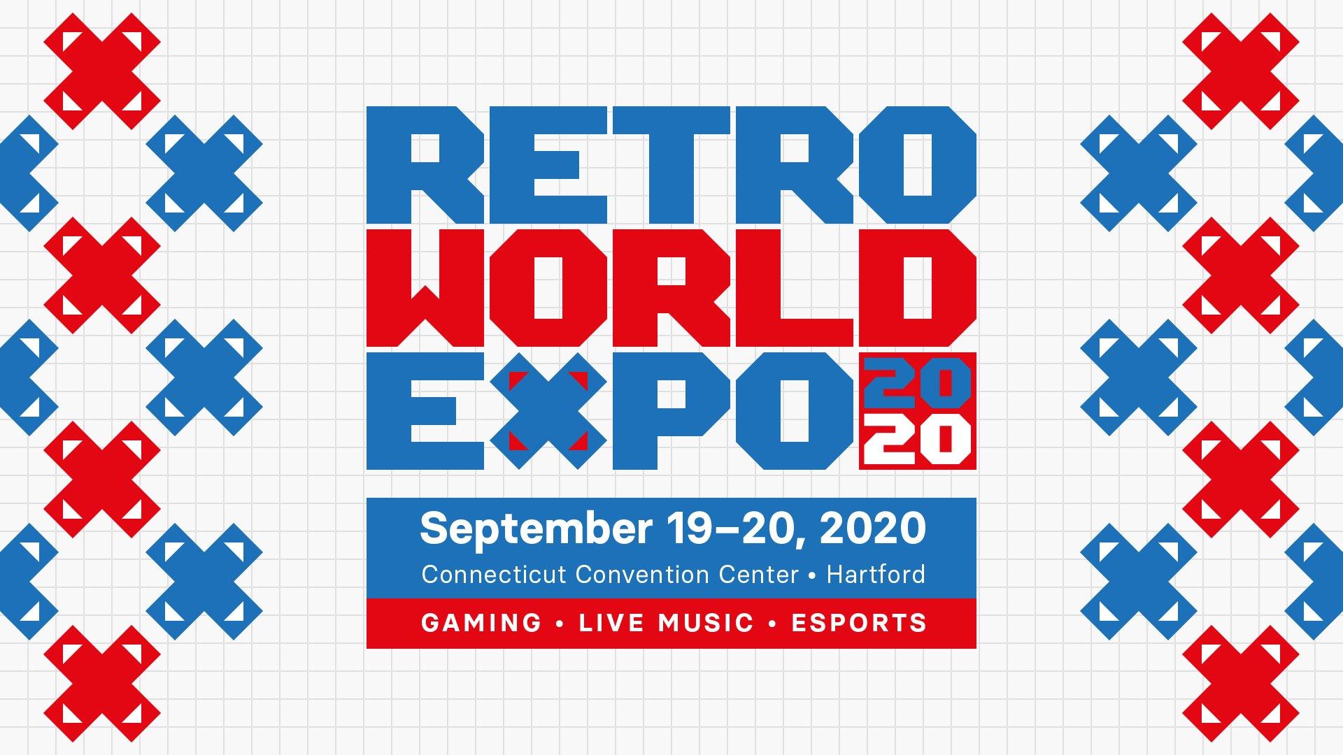 RetroWorld Expo (RTX) 2020 - Hartford Expo Center